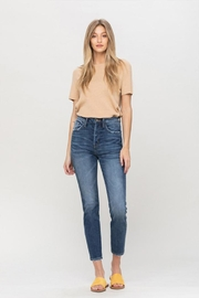Flying Monkey Mom Stretch Jeans - Front cropped