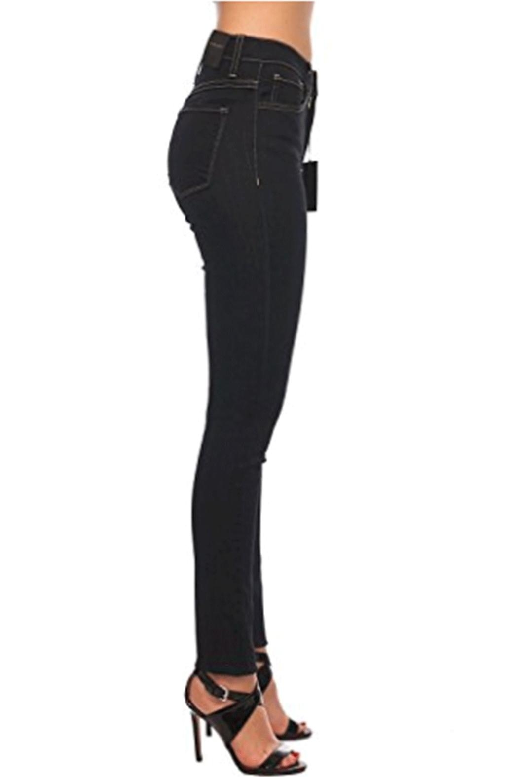 Flying Monkey Skinny Highrise Jean - Front Full Image