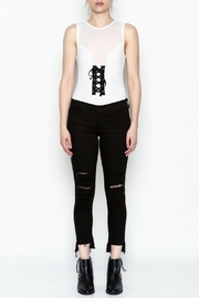 Flying Monkey Skinny Jeans - Front full body