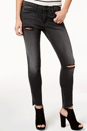 Flying Monkey Slanted-Hem Cropped Jean - Front cropped