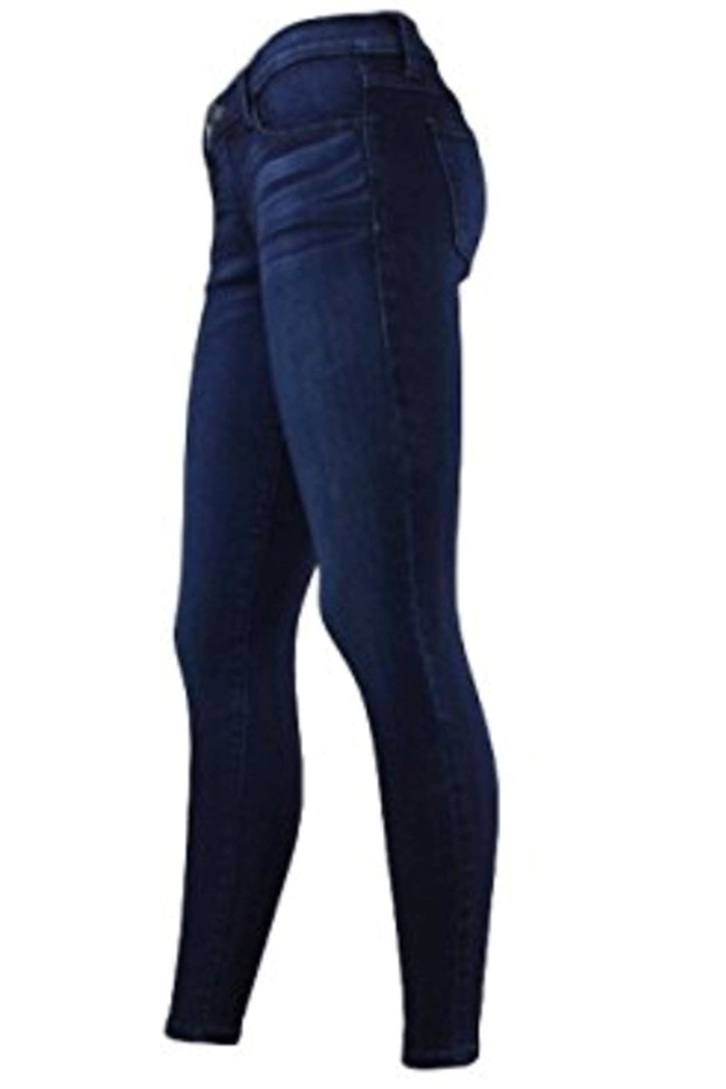 Flying Monkey Xtra Lycra Jean - Side Cropped Image