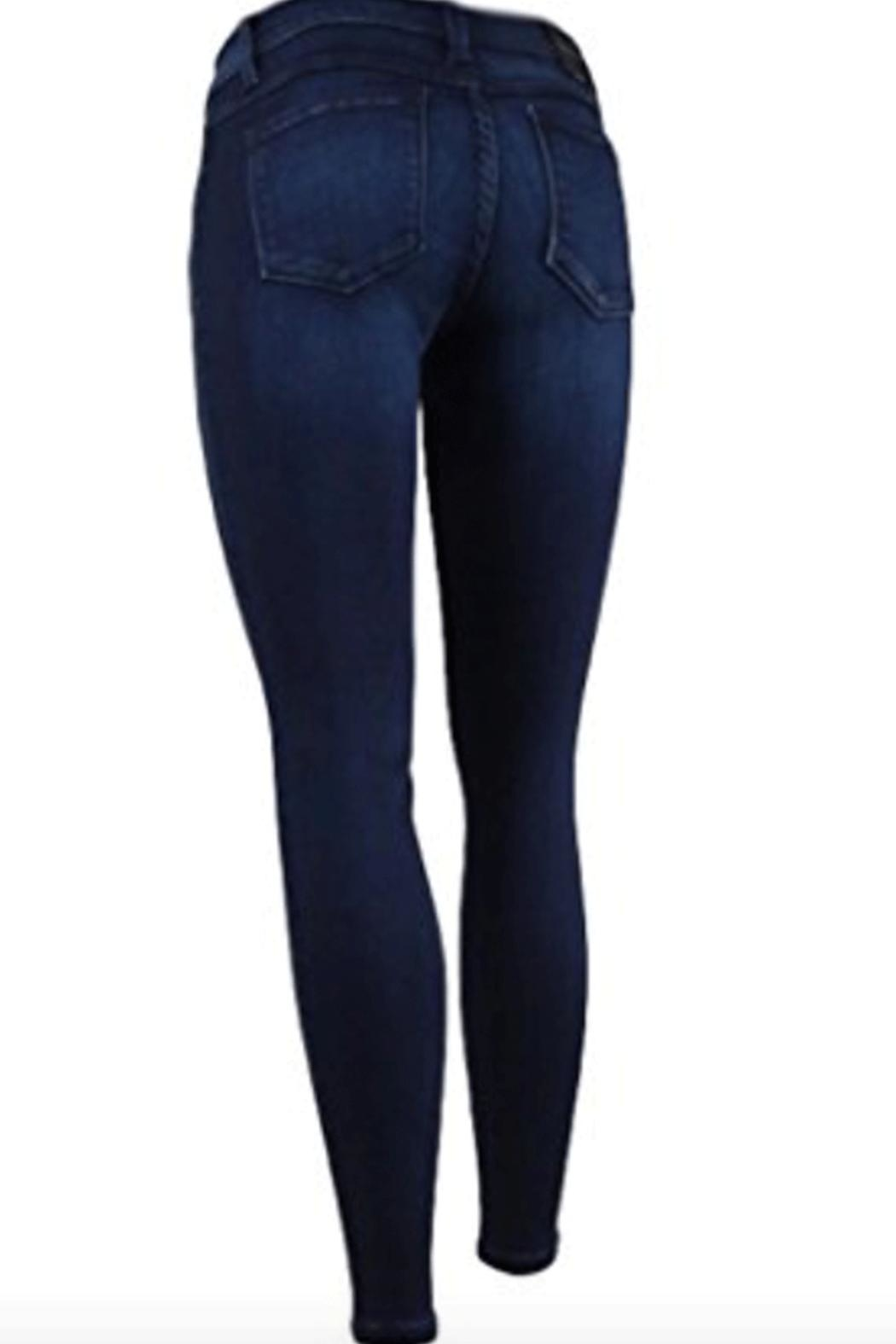 Flying Monkey Xtra Lycra Jean - Front Full Image