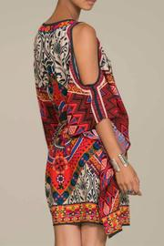 Flying Tomato Bohemian Print Dress - Product Mini Image