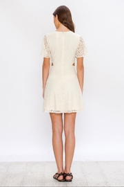 Flying Tomato Embroidered Lace Dress - Side cropped