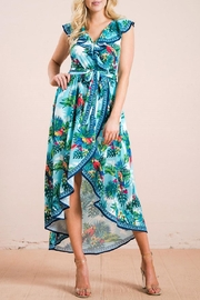Flying Tomato Emma Hi-Low Dress - Front cropped