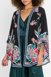 Flying Tomato Floral Kimono Jacket - Product Mini Image