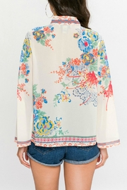Flying Tomato Floral Print Blouse - Other