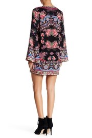 Flying Tomato Floral Shift Dress - Front full body