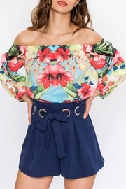 Flying Tomato Floral Top - Product Mini Image