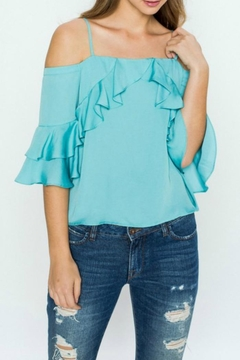 Shoptiques Product: Frill Love Top