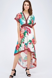 Flying Tomato High Low Dress - Front cropped