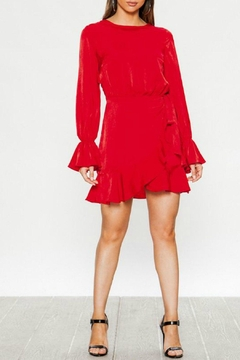 Flying Tomato Lady In Red Dress - Product List Image