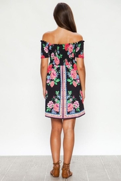 Flying Tomato Lily's Floral Summer Dress - Alternate List Image