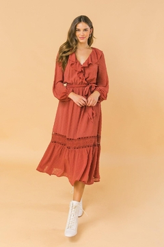 Shoptiques Product: Lovely And Romantic Dress