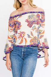 Flying Tomato Off Shoulders Floral - Product Mini Image