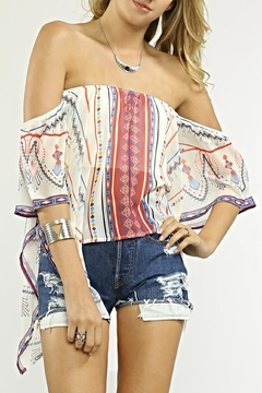 Flying Tomato Off The Shoulder Top - Product List Image
