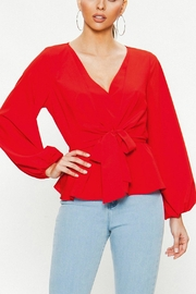Flying Tomato The Beautiful Blouse - Product Mini Image