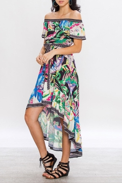 Shoptiques Product: Tropical Dress
