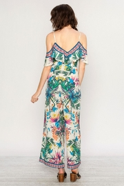 Flying Tomato Tropical Jumpsuit - Side cropped