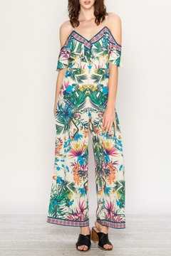 Shoptiques Product: Tropical Jumpsuit