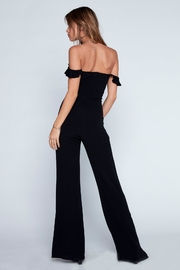 Flynn Skye Bardot Black Jumper - Side cropped