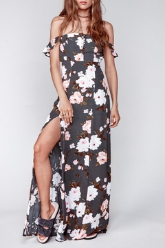 Flynn Skye Bardot Maxi Dress - Product List Image