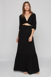 Flynn Skye Gigi Black Dress - Product Mini Image