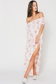 Flynn Skye Maple Floral Maxi Dress - Product Mini Image