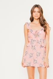 Flynn Skye Mimi Mini Dress - Back cropped