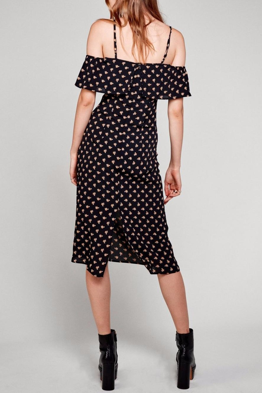 Flynn Skye Morgan Midi Dress - Side Cropped Image