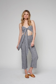Flynn Skye Parker Checker Pant - Product Mini Image