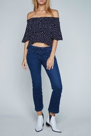 Flynn Skye Tiered Off Shoulder Top - Product Mini Image