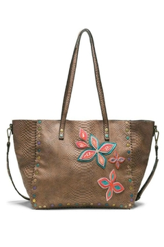 DESIGUAL Flypatch Portland Tote - Product List Image
