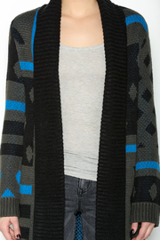 Focus 2000 Long Cardigan Sweater - Other