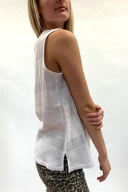 Focus Woven White Top - Product Mini Image