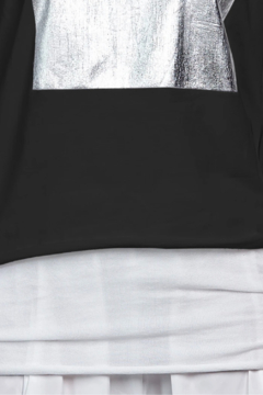 Planet Foil Boxy Tee - Product List Image