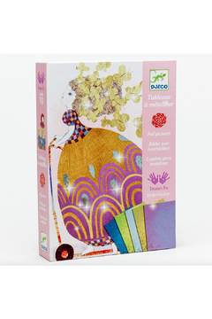 Djeco Foil Pictures So Pretty! - Product List Image