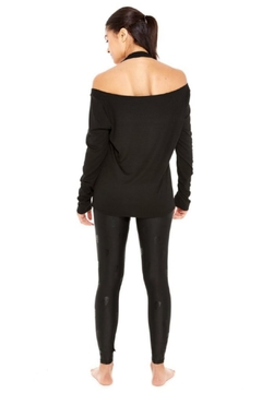 Zara Terez Foil Skull Legging - Alternate List Image