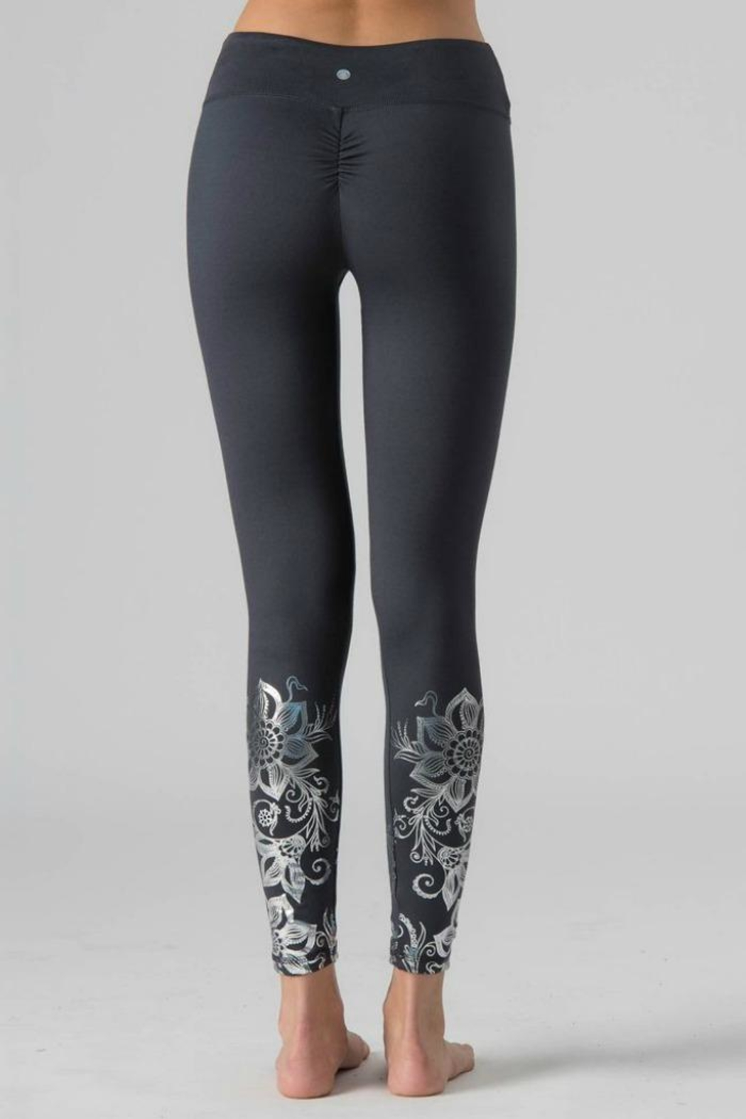 d8976b9ebce3a6 Jala Clothing Foiled Henna Leggings from Michigan by SheActive ...