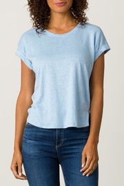 Margaret O'Leary Fold Back Tee - Product Mini Image