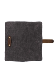 Acacia Fold Over Wallet - Back cropped