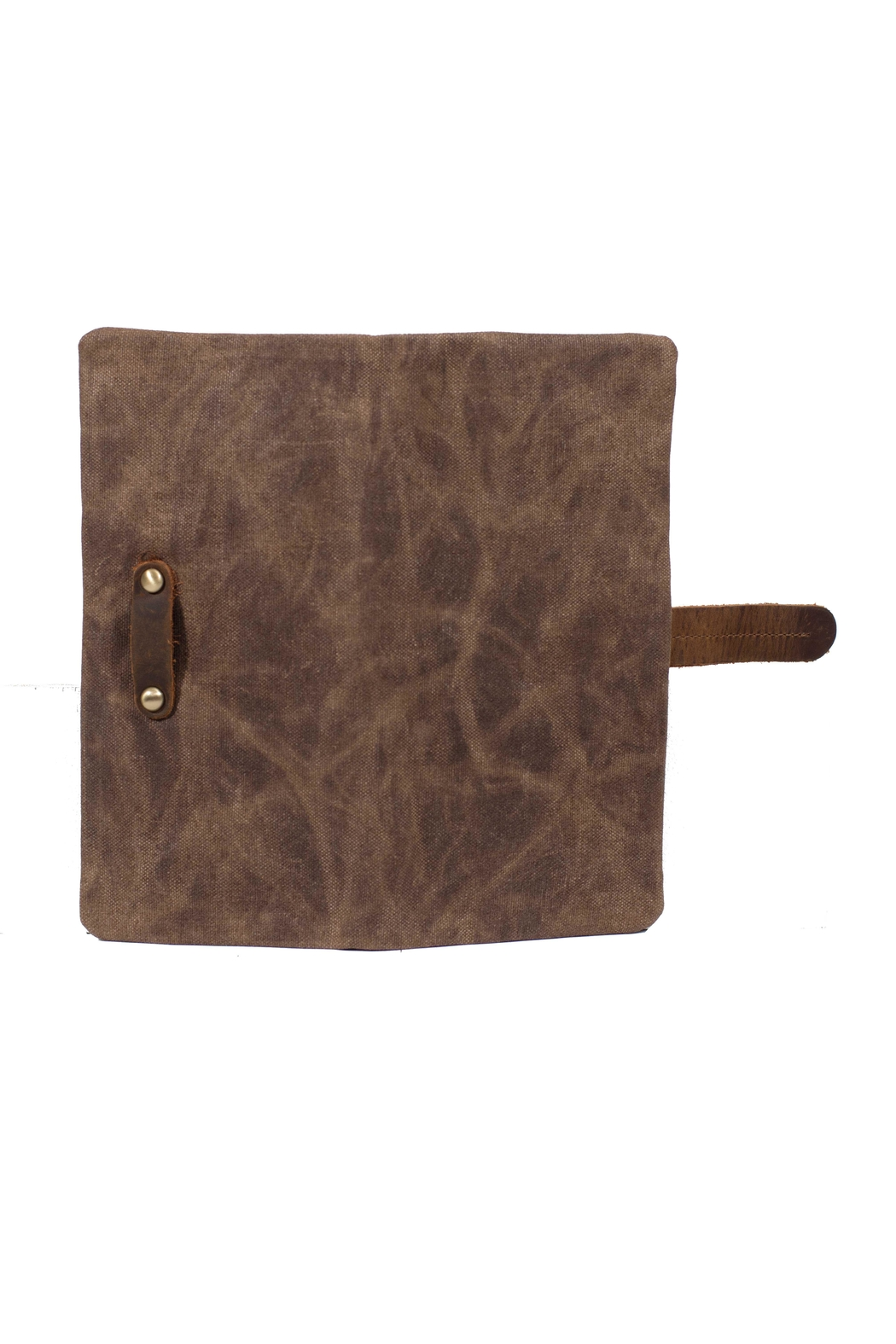 Acacia Fold Over Wallet - Side Cropped Image