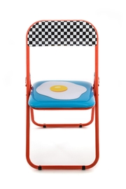 Seletti Folding Chair Egg - Product Mini Image