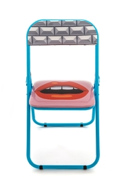 Seletti Folding Chair Mouth - Product Mini Image