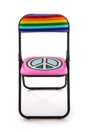 Seletti Folding Chair Peace - Product Mini Image