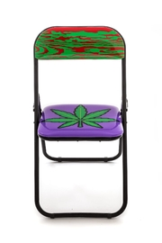 Seletti Folding Chair Weed - Product Mini Image