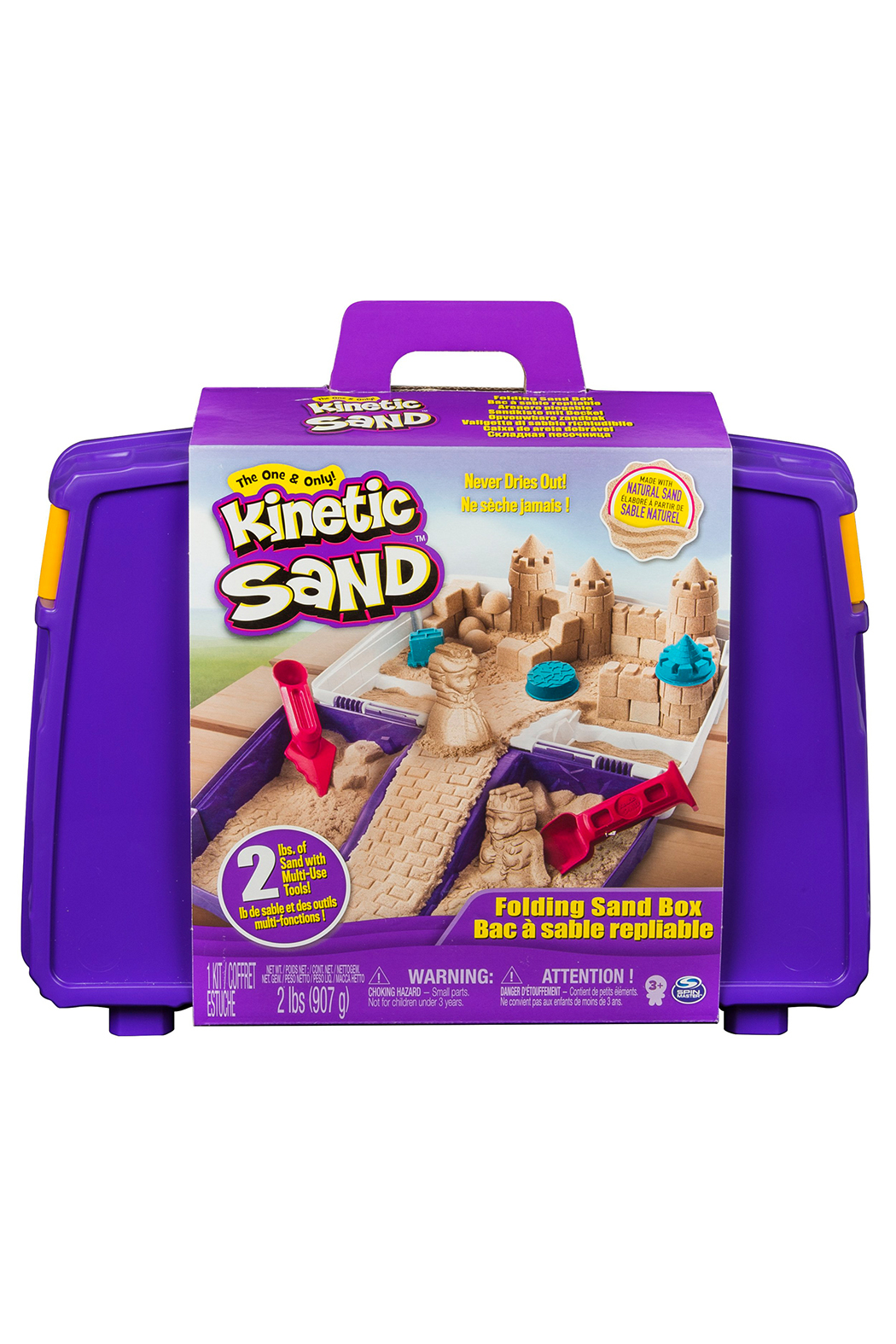 Kinetic Sand Folding Sand Box - Main Image
