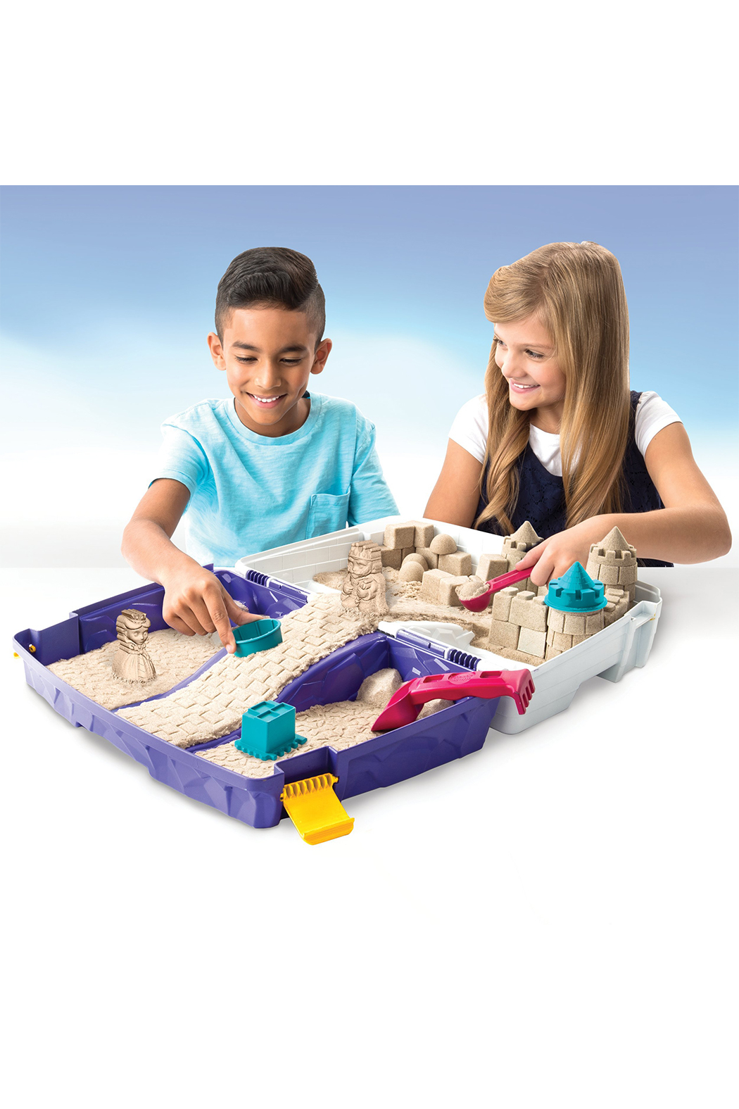 Kinetic Sand Folding Sand Box - Side Cropped Image