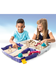 Kinetic Sand Folding Sand Box - Side cropped