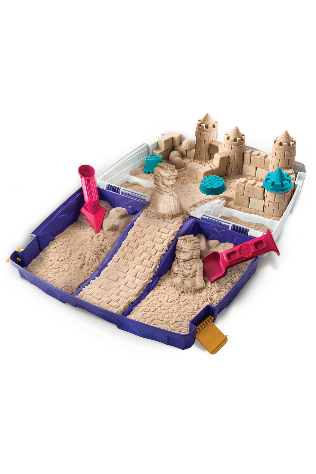 Kinetic Sand Folding Sand Box - Back Cropped Image